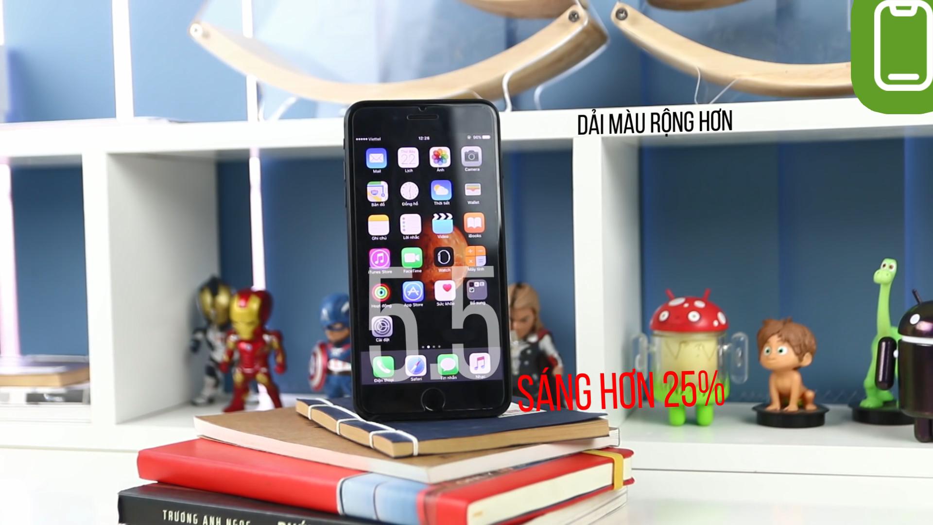 Đánh giá chi tiết iPhone 7 Plus - Ảnh 12