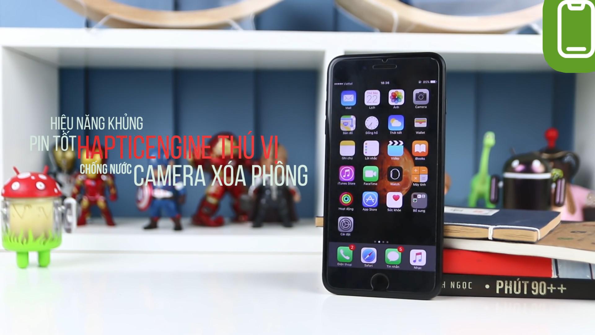 Đánh giá chi tiết iPhone 7 Plus - Ảnh 13