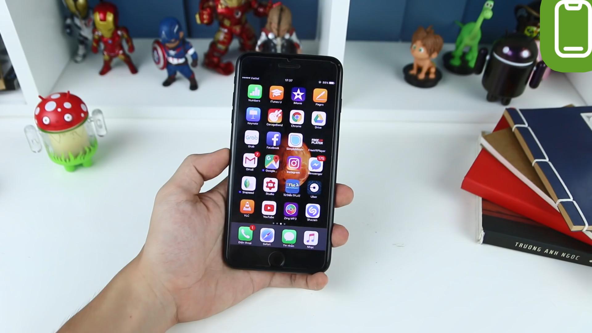 Đánh giá chi tiết iPhone 7 Plus - Ảnh 9