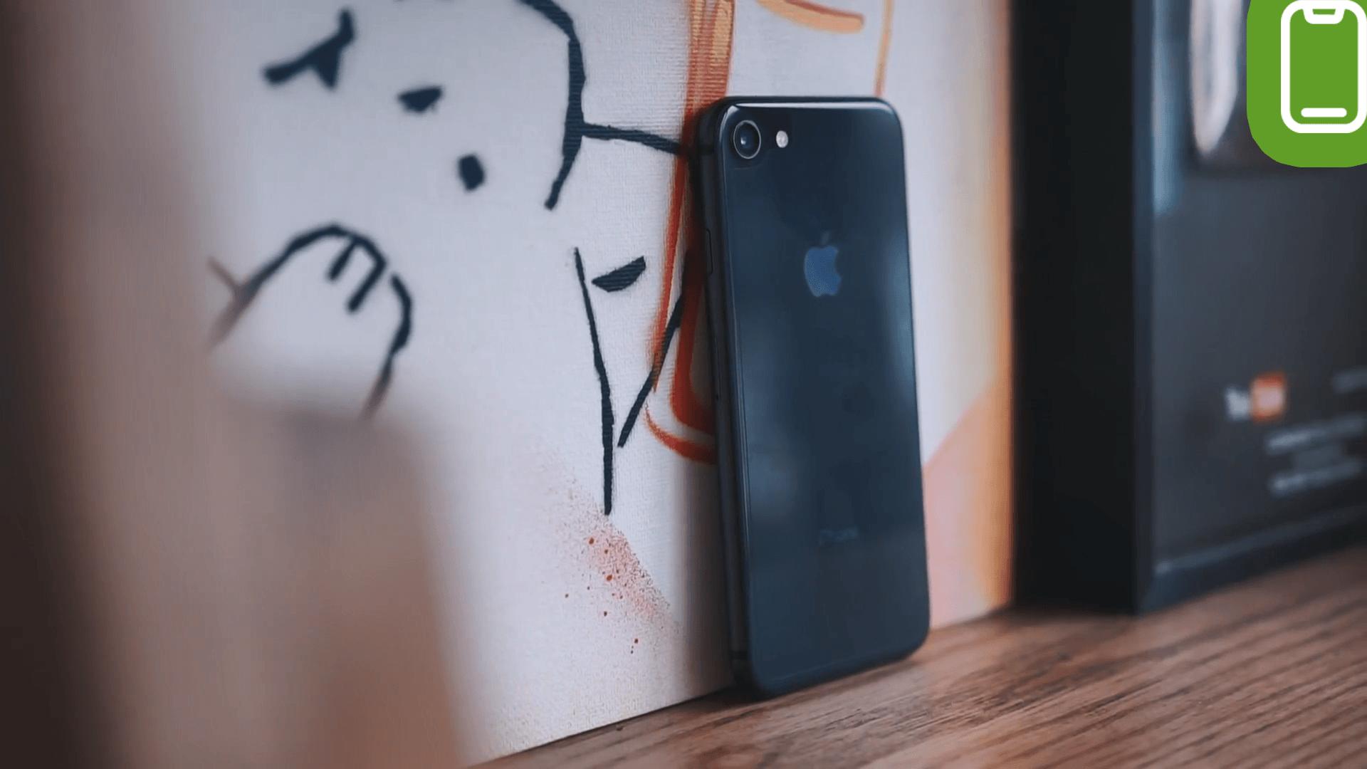 Đánh giá chi tiết iPhone 8 - Ảnh 4