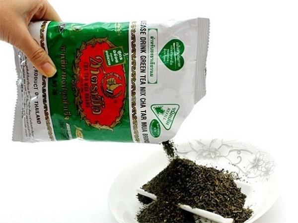làm trà sữa cho trà sữa thái