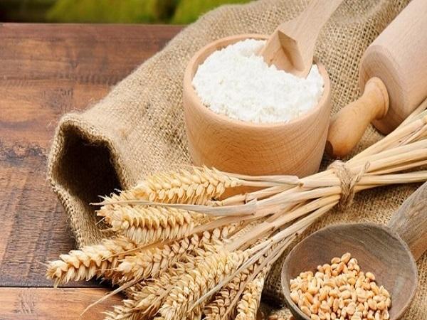 bột và nguyên liệu làm kem chiên