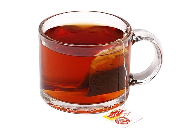 pha trà lipton làm trà sữa