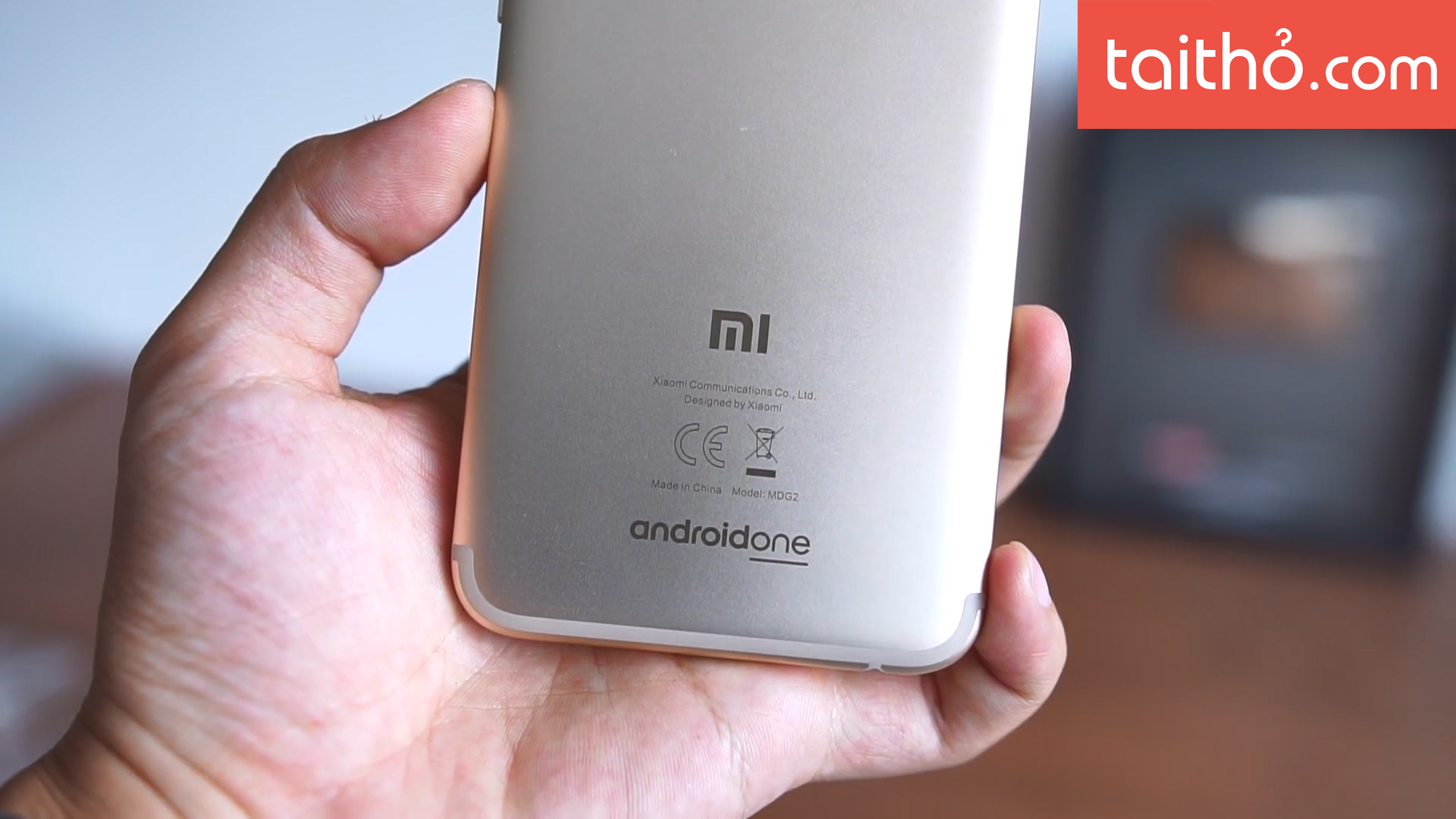 Đánh giá chi tiết Xiaomi Mi A1 - Ảnh 2