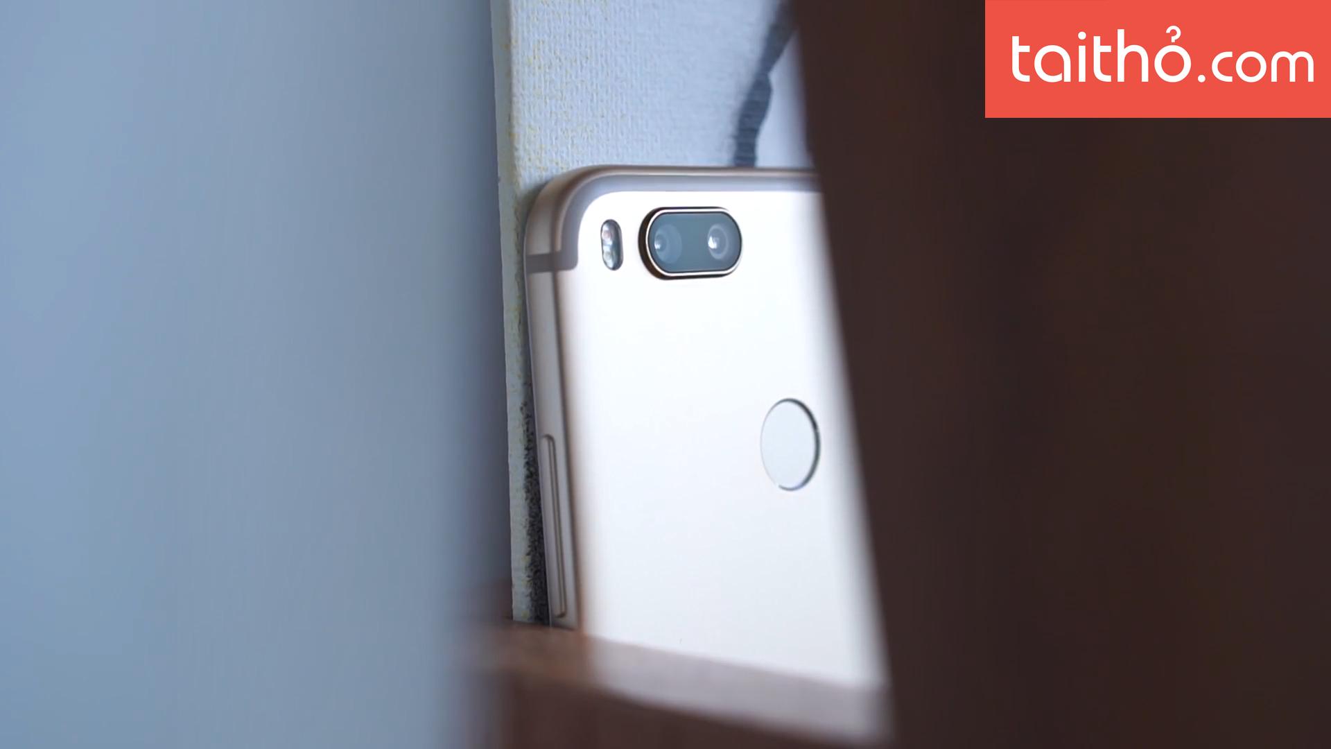 Đánh giá chi tiết Xiaomi Mi A1 - Ảnh 4