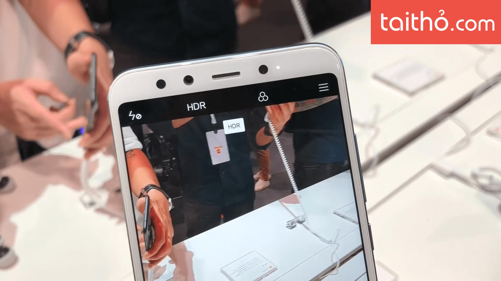 Đánh giá chi tiết Xiaomi Mi A2 - Ảnh 6