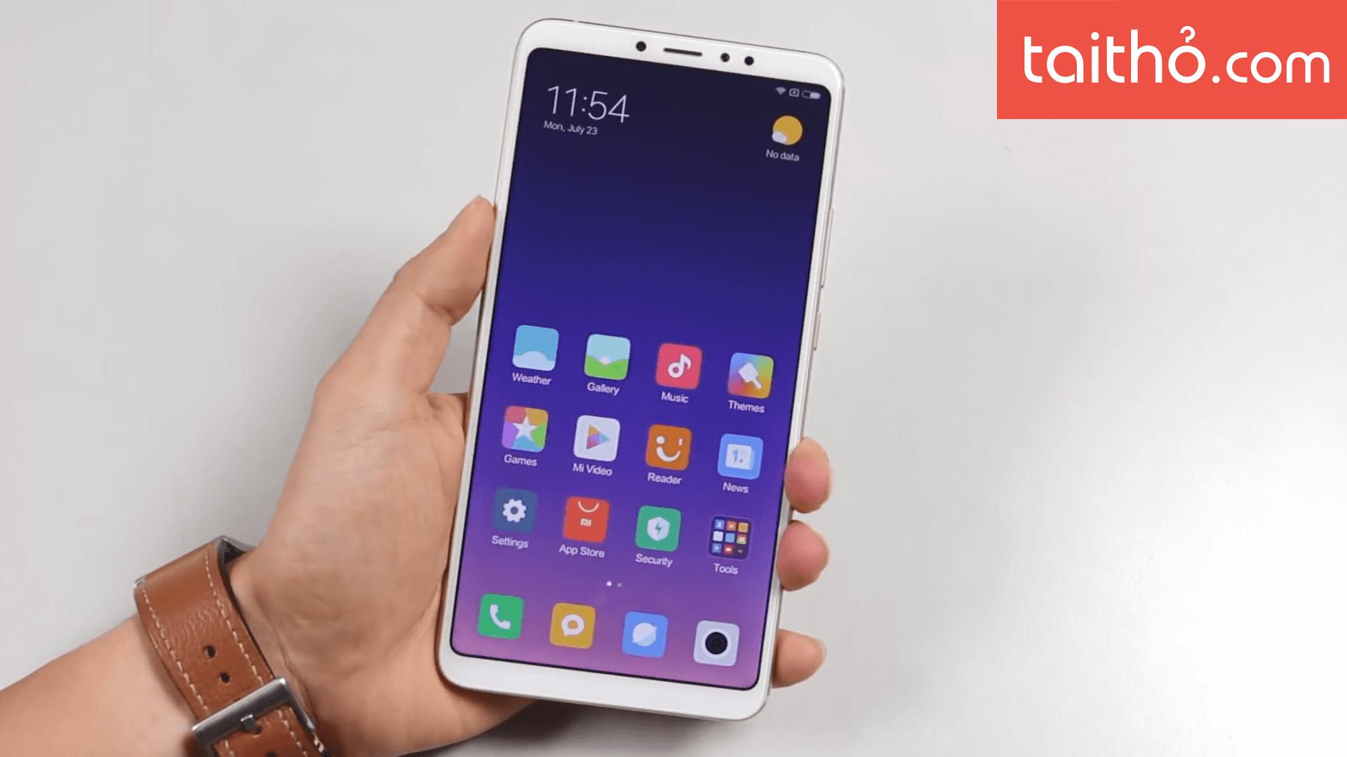 Đánh giá chi tiết Xiaomi Mi Max 3 - Ảnh 1