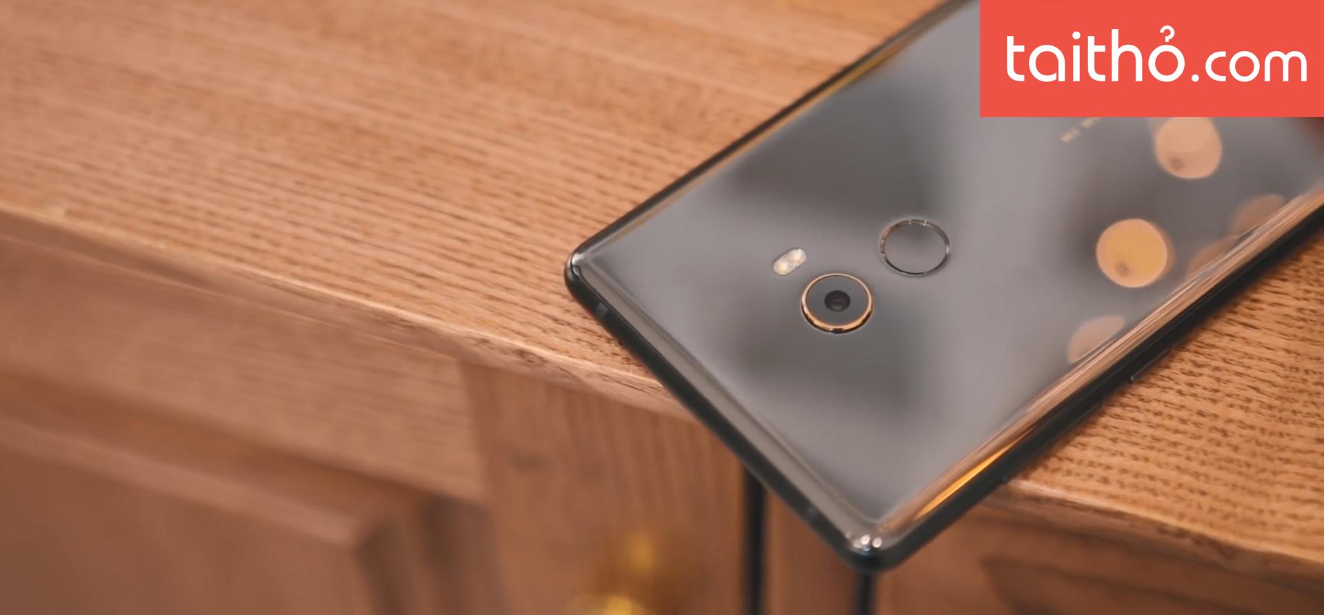 Đánh giá chi tiết Xiaomi Mi Mix 2 - Ảnh 2