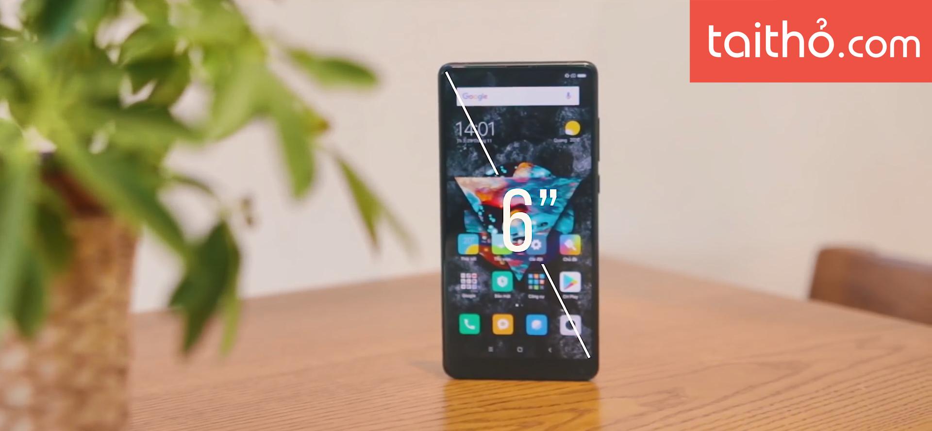 Đánh giá chi tiết Xiaomi Mi Mix 2 - Ảnh 5