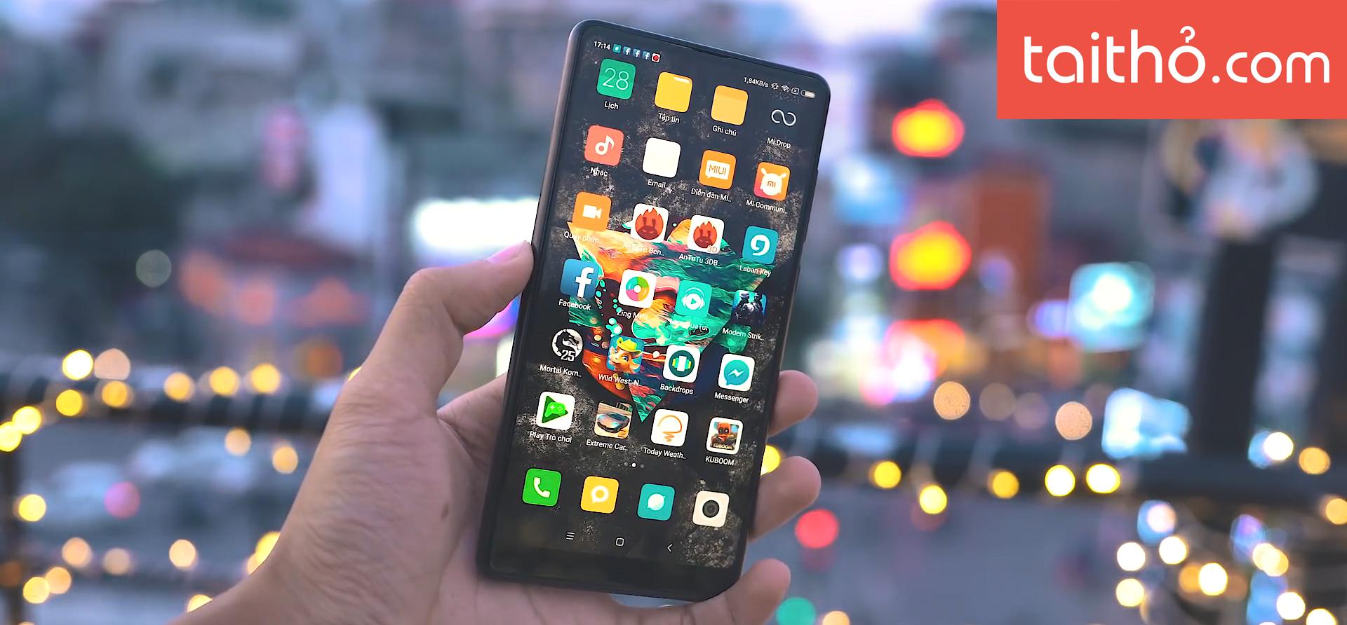 Đánh giá chi tiết Xiaomi Mi Mix 2 - Ảnh 6