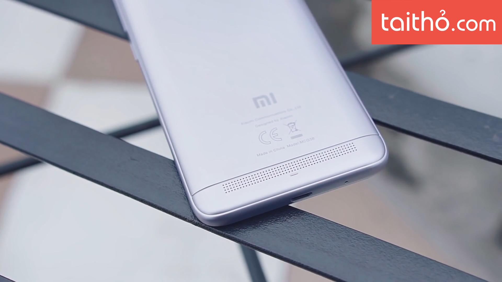 Đánh giá chi tiết Xiaomi Redmi 5A - Ảnh 1
