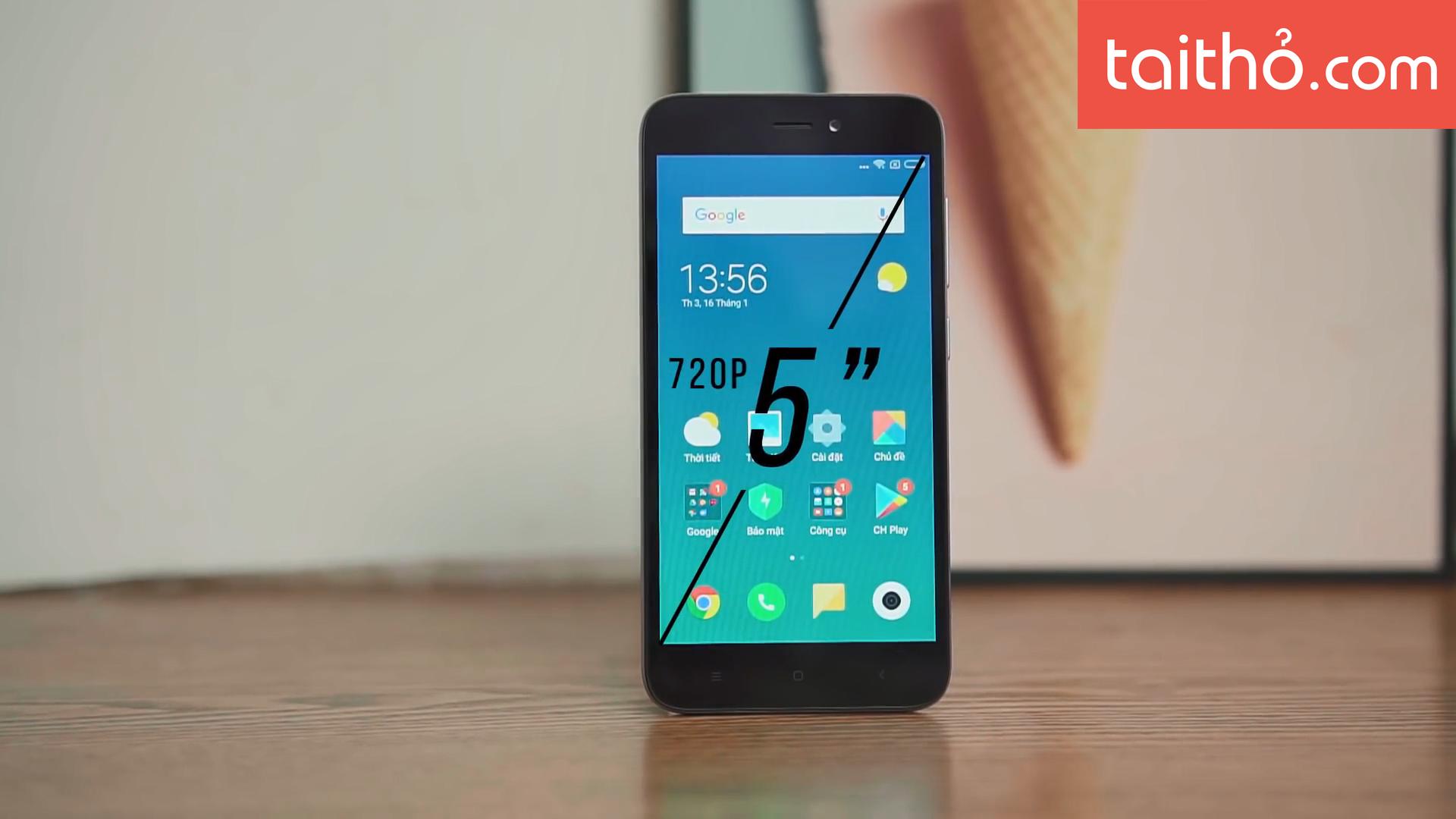 Đánh giá chi tiết Xiaomi Redmi 5A - Ảnh 3