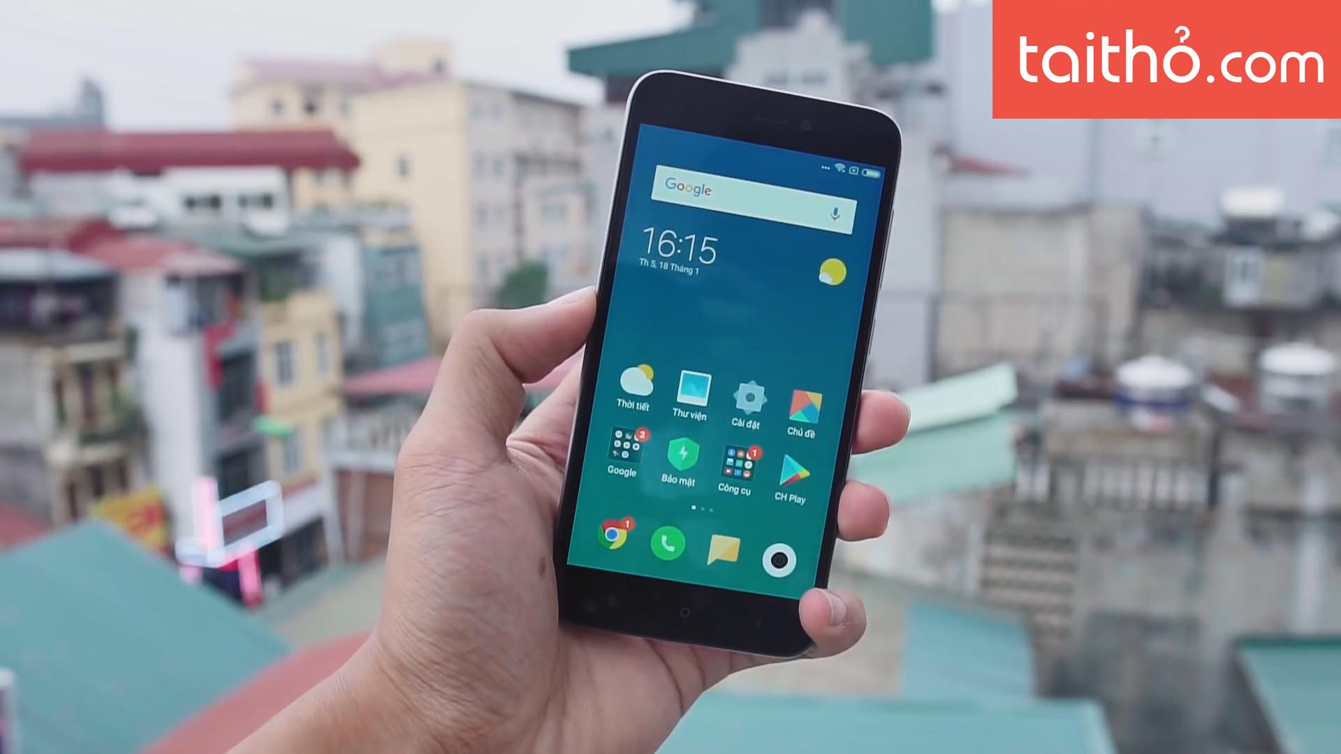 Đánh giá chi tiết Xiaomi Redmi 5A - Ảnh 4
