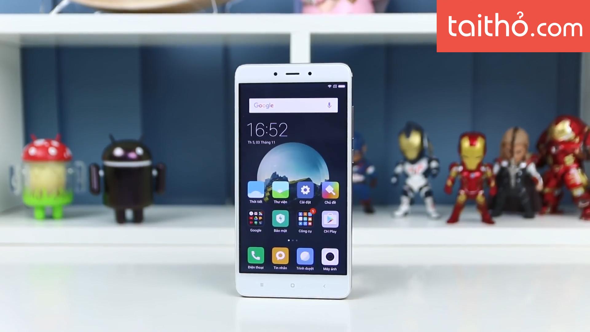 Đánh giá chi tiết Xiaomi Redmi Note 4 - Ảnh 1