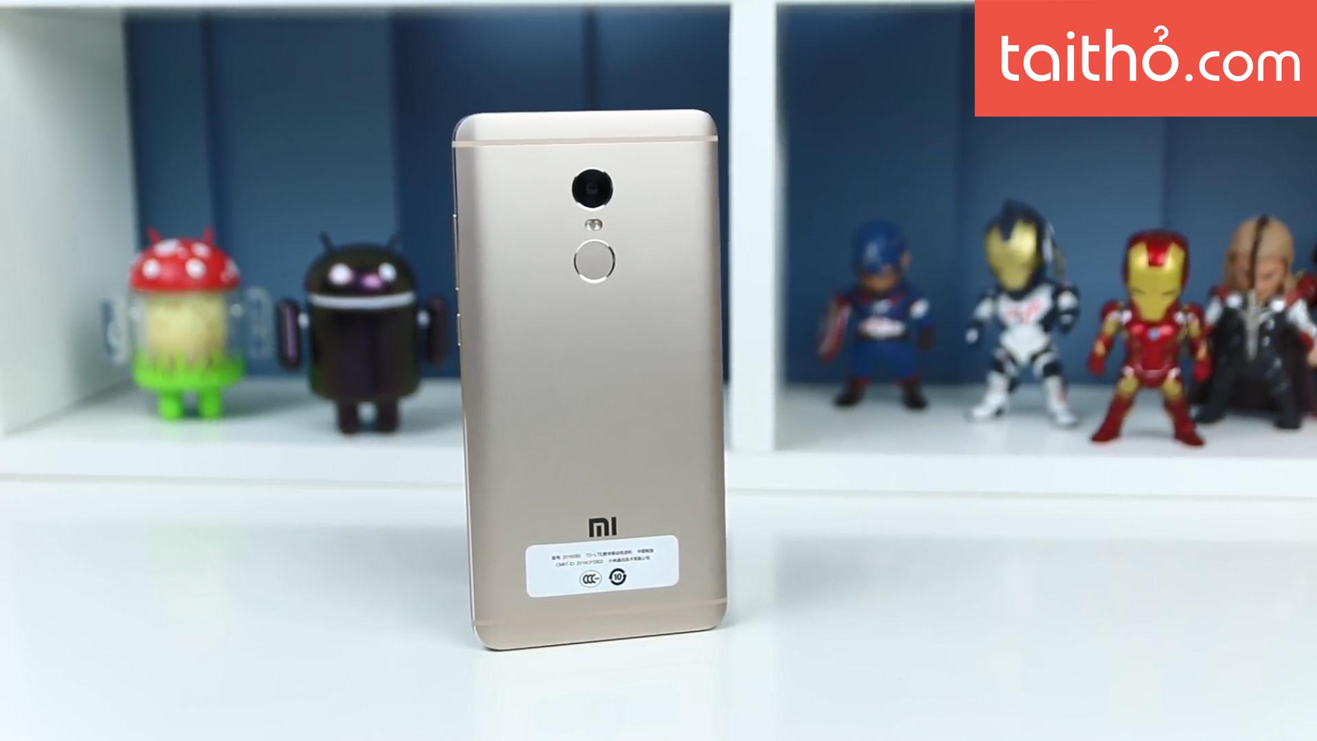 Đánh giá chi tiết Xiaomi Redmi Note 4 - Ảnh 2