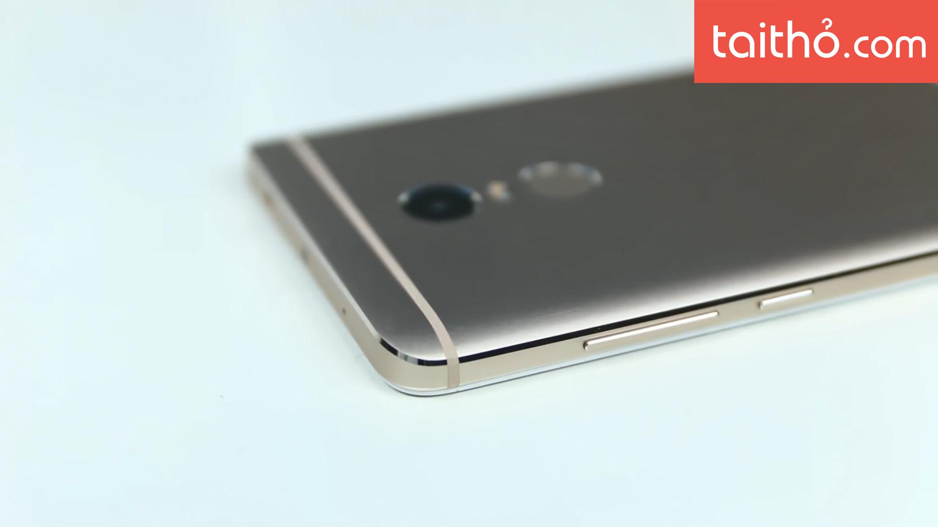 Đánh giá chi tiết Xiaomi Redmi Note 4 - Ảnh 5