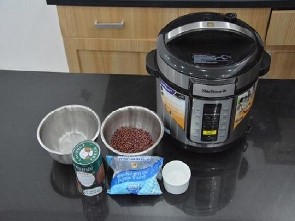 nguyên liệu nấu chè đậu đỏ