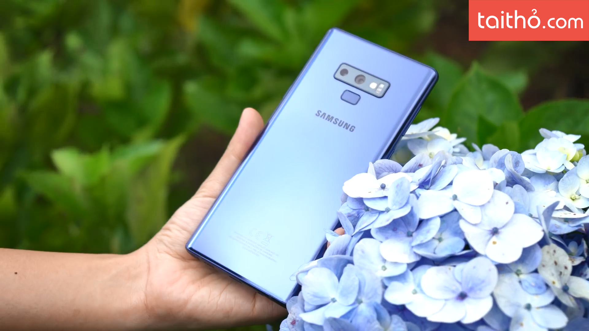 Đánh giá chi tiết Samsung Galaxy Note 9 - Ảnh 1