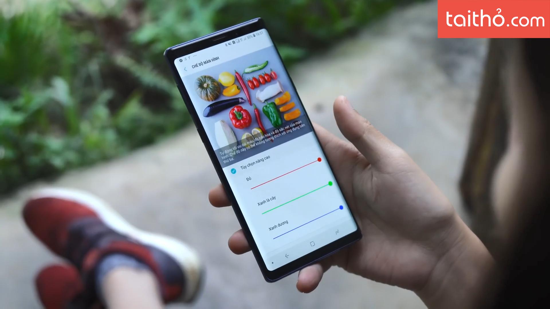 Đánh giá chi tiết Samsung Galaxy Note 9 - Ảnh 10