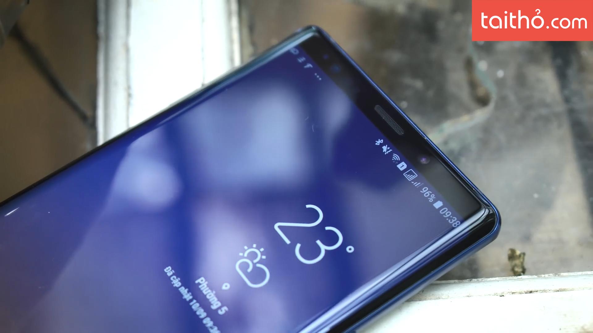 Đánh giá chi tiết Samsung Galaxy Note 9 - Ảnh 11