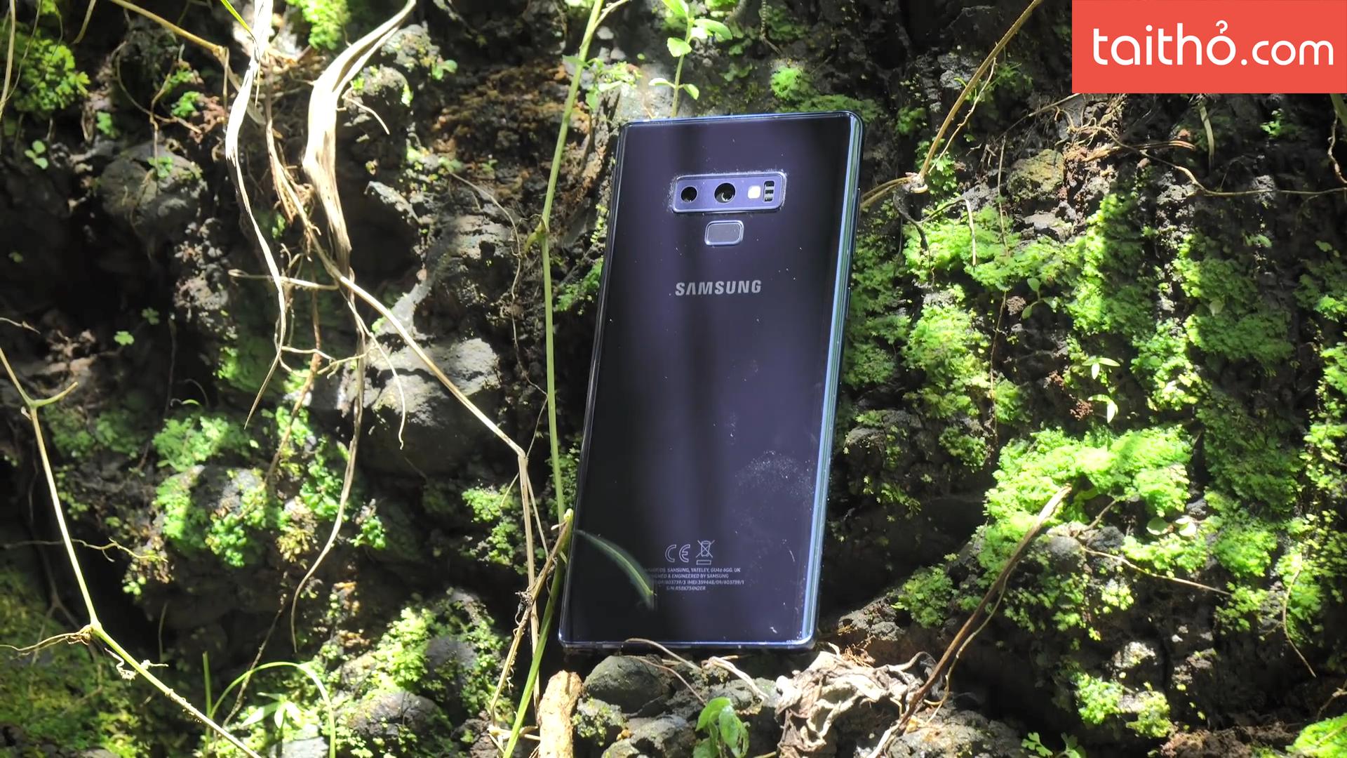 Đánh giá chi tiết Samsung Galaxy Note 9 - Ảnh 12