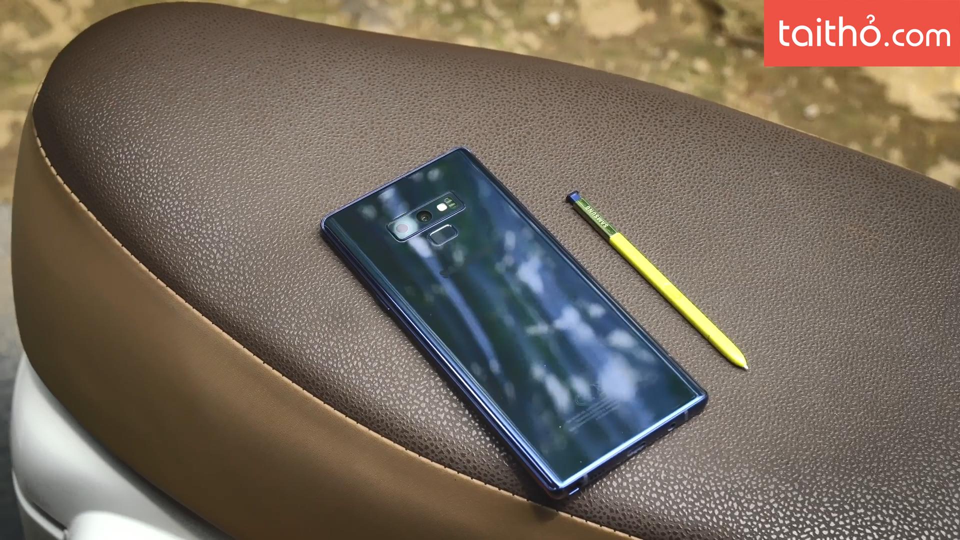 Đánh giá chi tiết Samsung Galaxy Note 9 - Ảnh 14