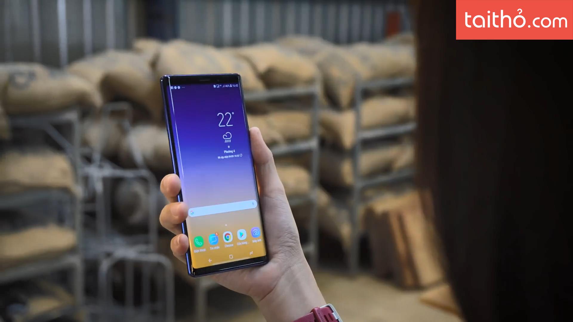 Đánh giá chi tiết Samsung Galaxy Note 9 - Ảnh 6