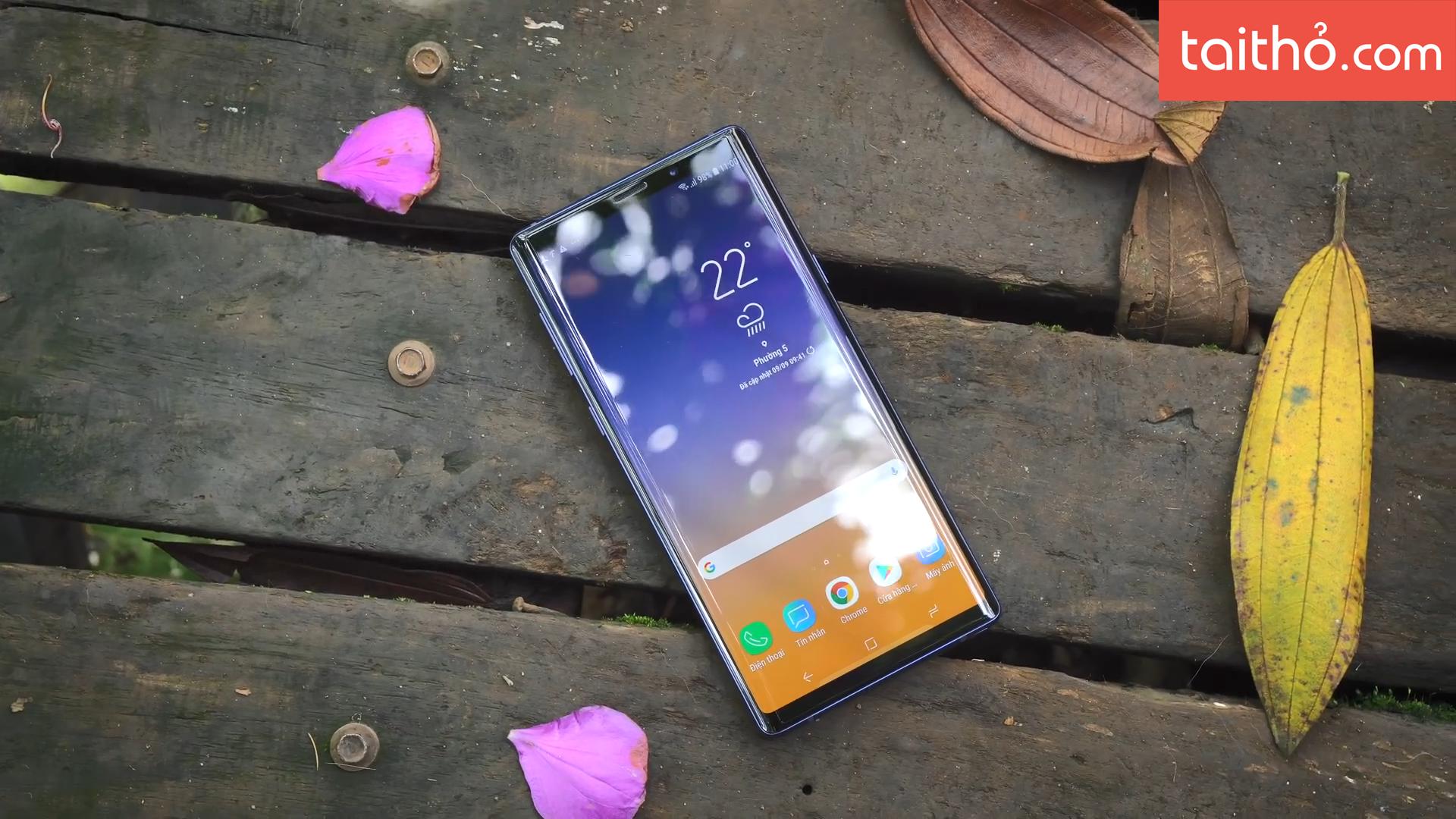 Đánh giá chi tiết Samsung Galaxy Note 9 - Ảnh 9