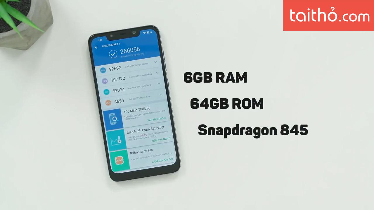 Đánh giá chi tiết Xiaomi Pocophone F1 - Ảnh 4