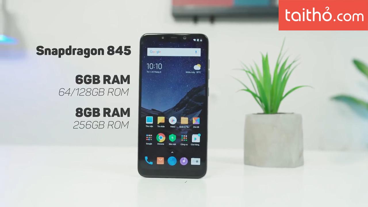 Đánh giá chi tiết Xiaomi Pocophone F1 - Ảnh 5