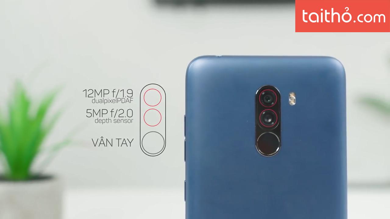 Đánh giá chi tiết Xiaomi Pocophone F1 - Ảnh 8