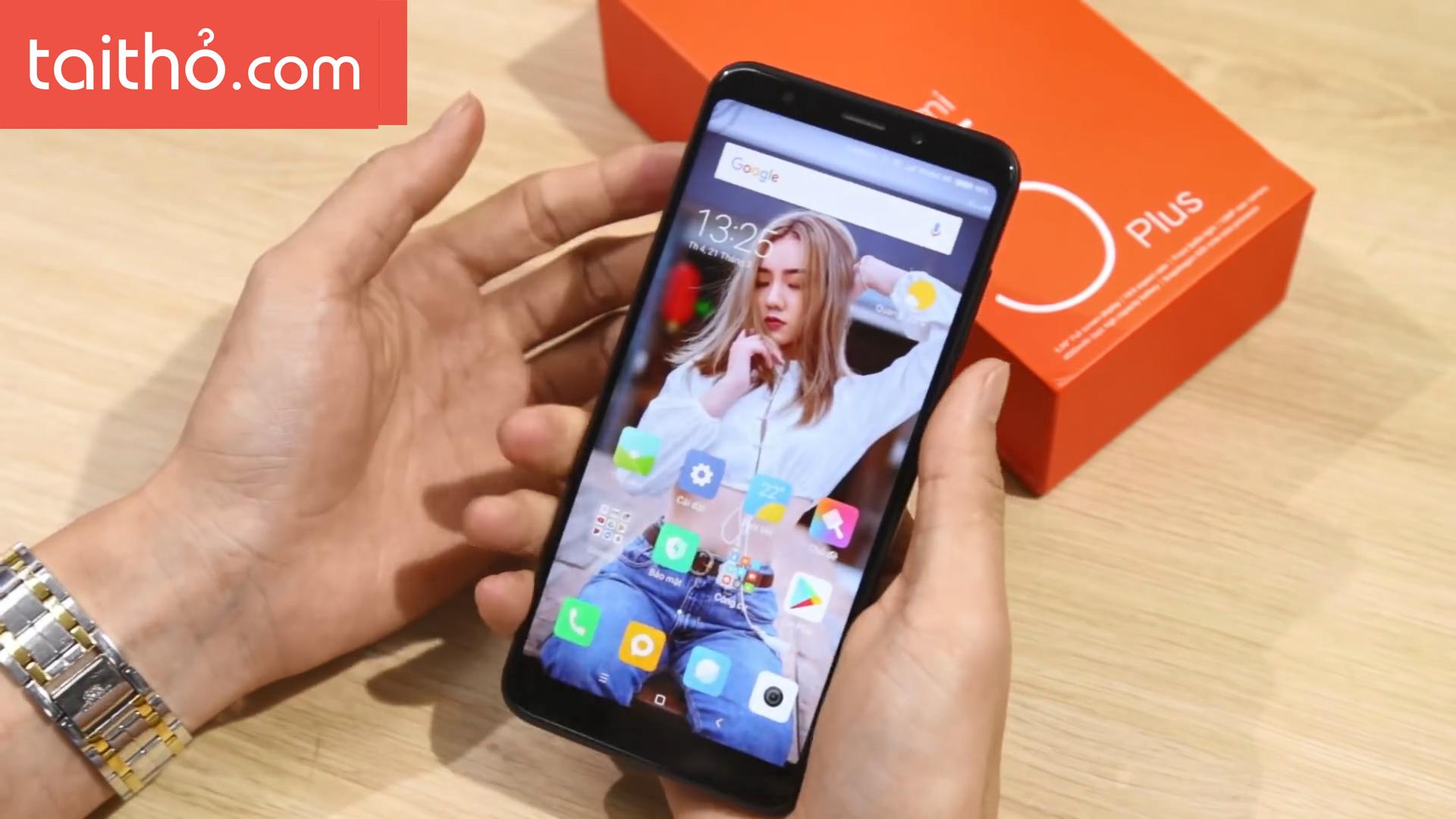 Đánh giá chi tiết Xiaomi Redmi 5 Plus - Ảnh 1