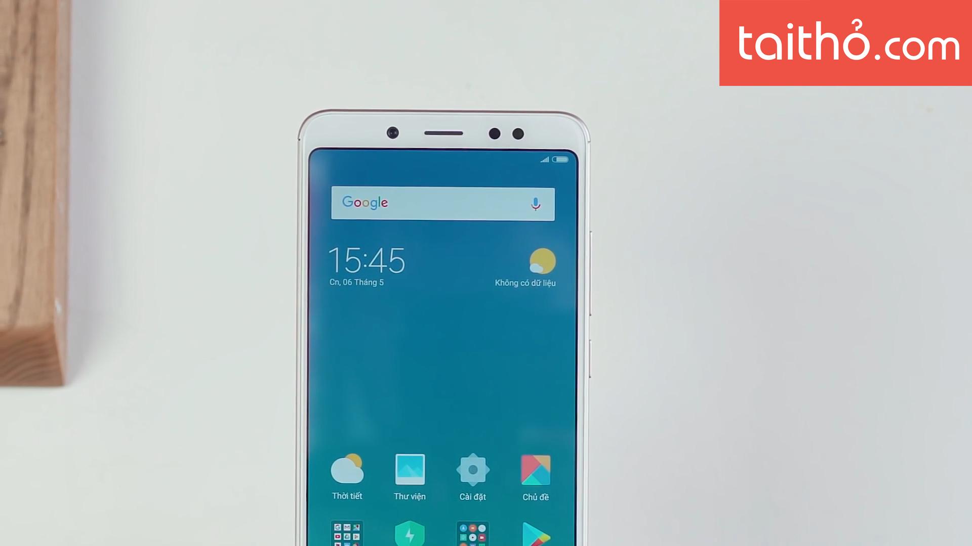 Đánh giá chi tiết Xiaomi Redmi Note 5 - Ảnh 2