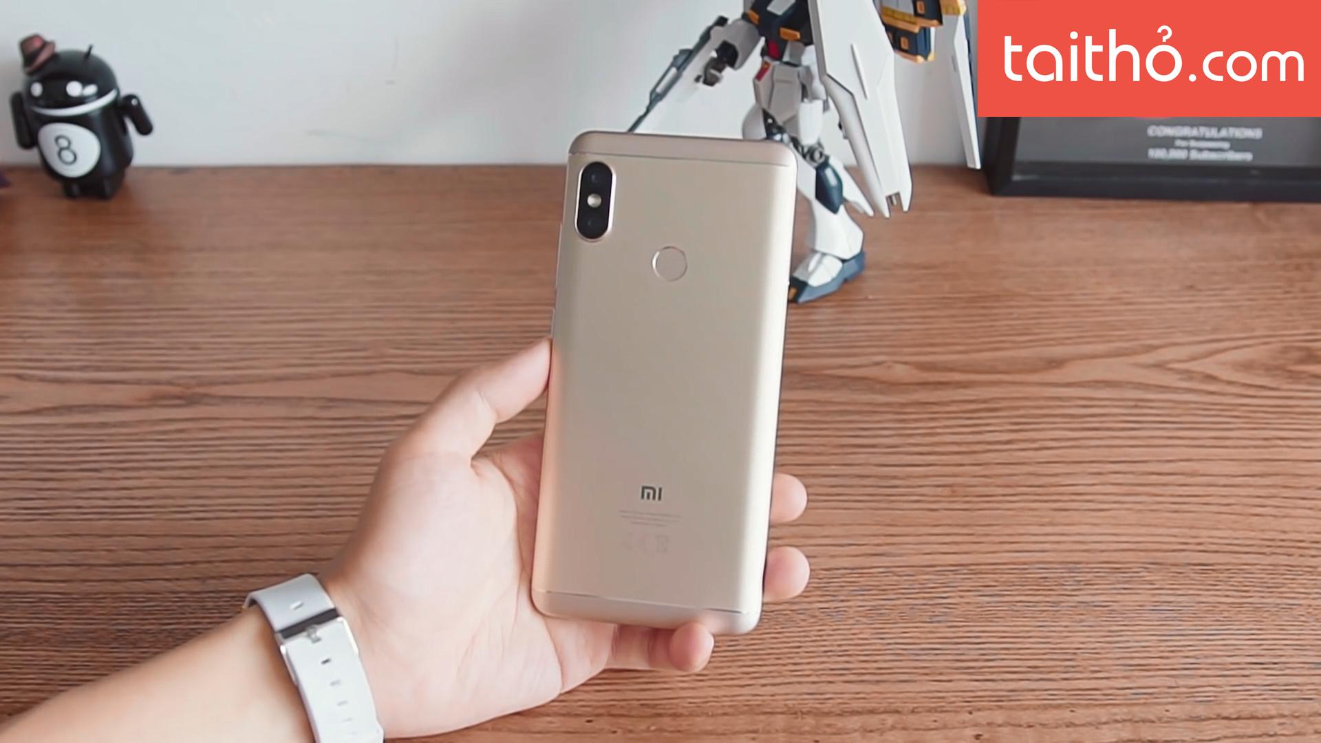 Đánh giá chi tiết Xiaomi Redmi Note 5 - Ảnh 5