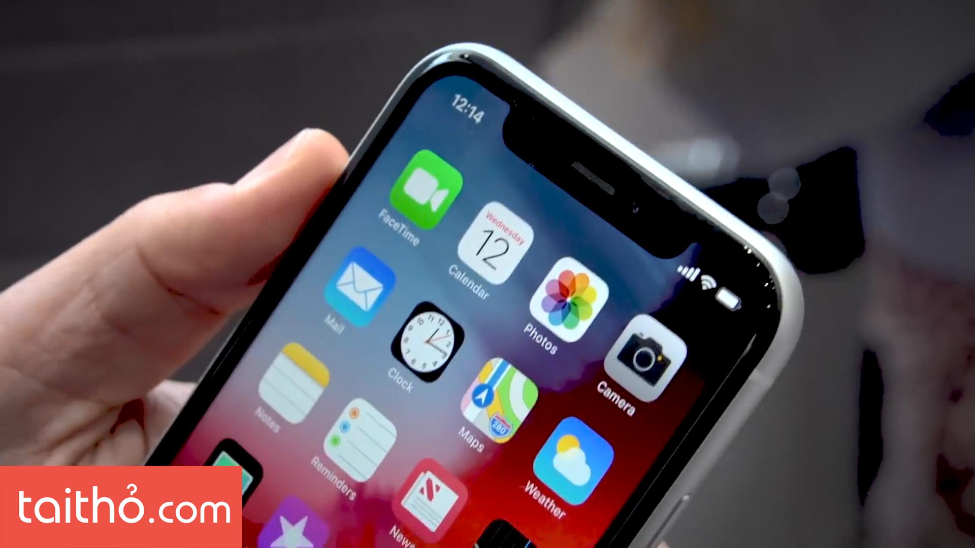 Đánh giá chi tiết iPhone XR - Ảnh 9