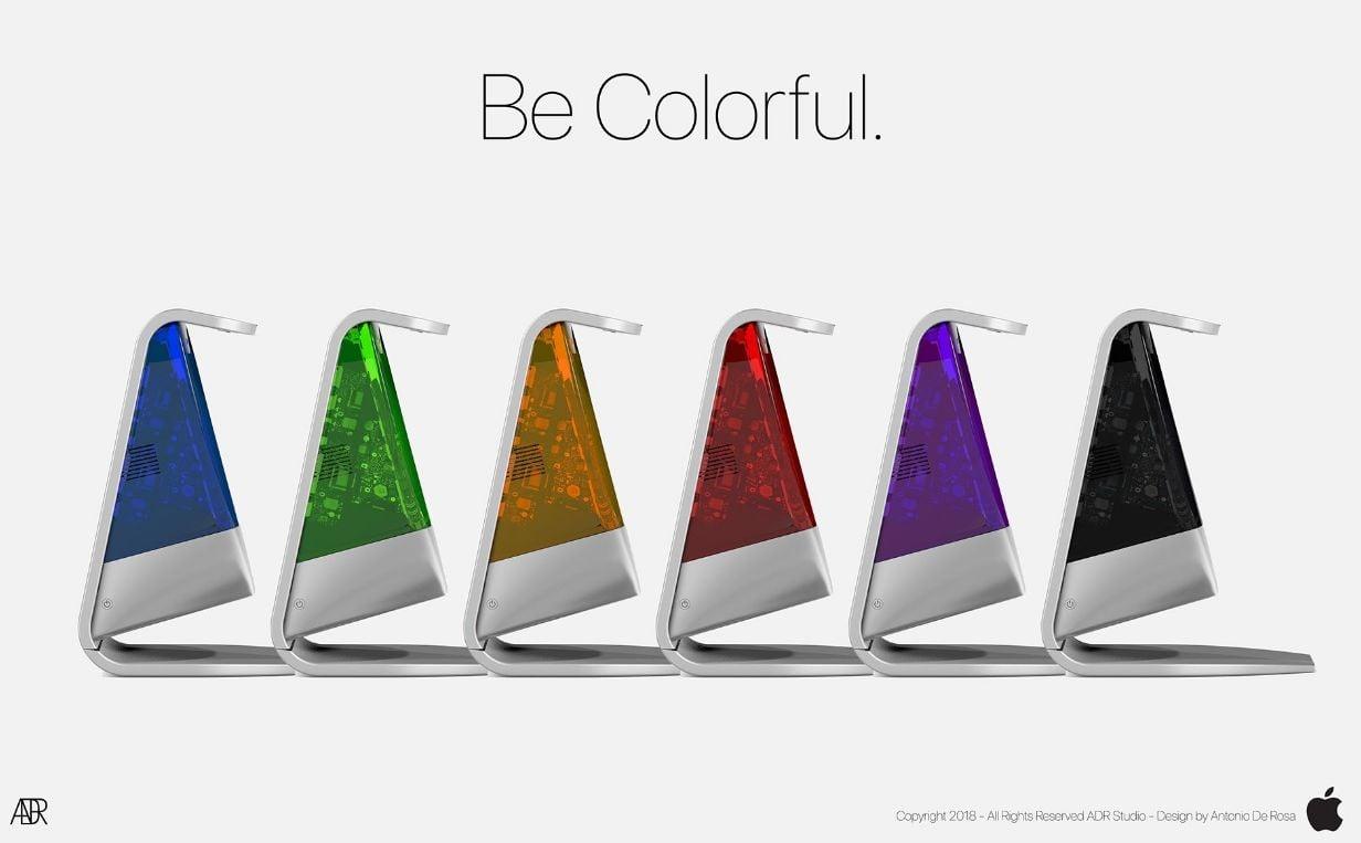 Apple iMac G3 được thiết kế lại bởi nhà thiết kế Antonio de Rosa - Ảnh 3