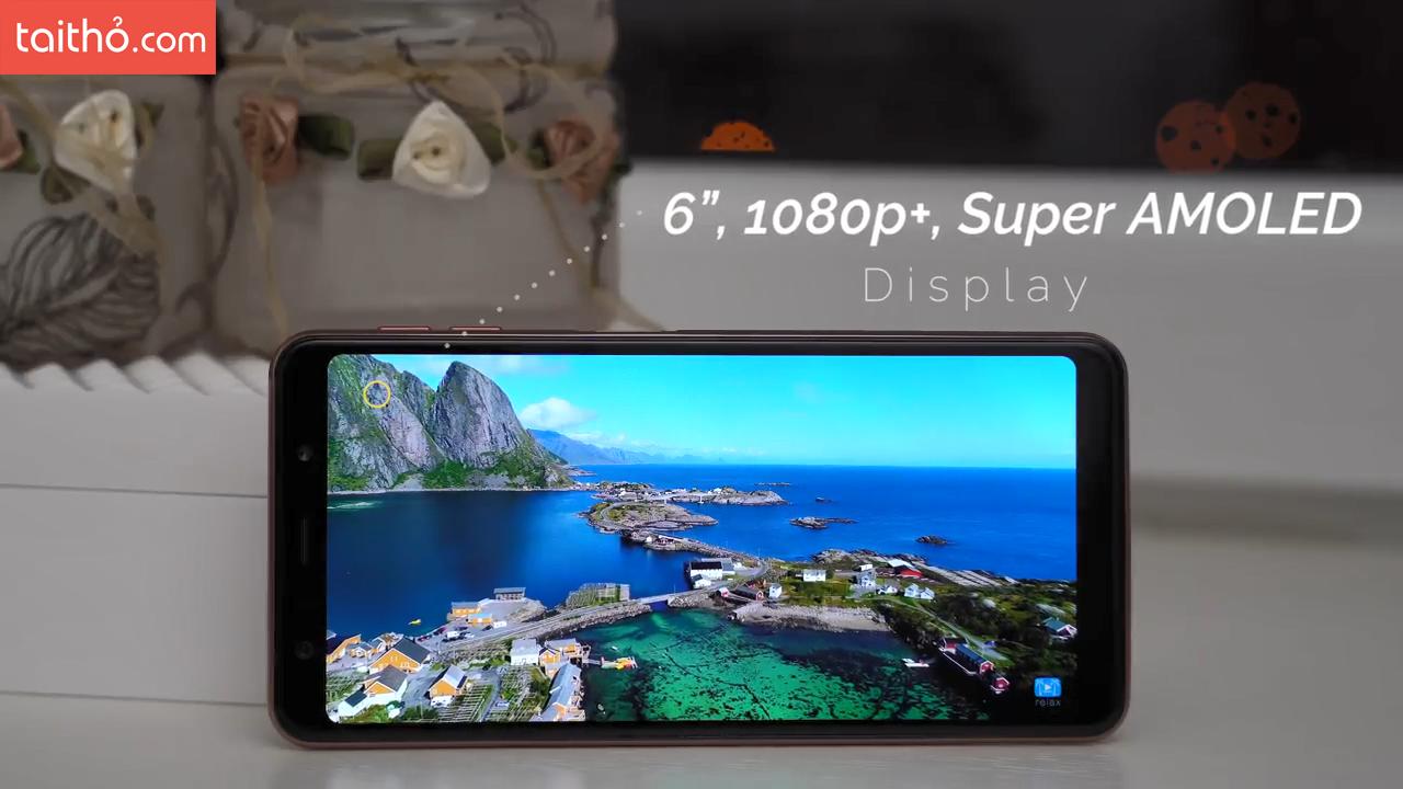 Đánh giá chi tiết Samsung Galaxy A7 2018 - Ảnh 7