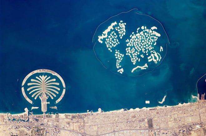Đảo nhân tạo đẹp nhất trên thế giới