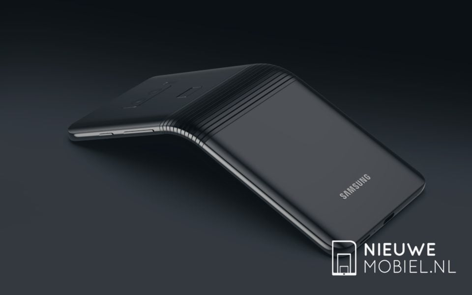 Điện thoại màn hình gập - Ảnh 1