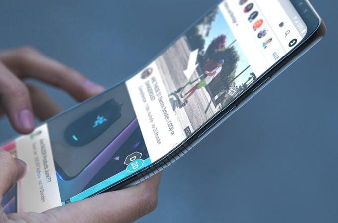 Điện thoại màn hình gập - Ảnh 2
