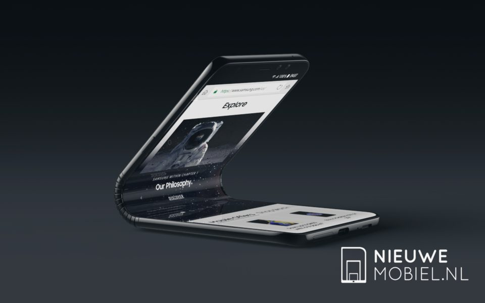 Điện thoại màn hình gập - Ảnh 3