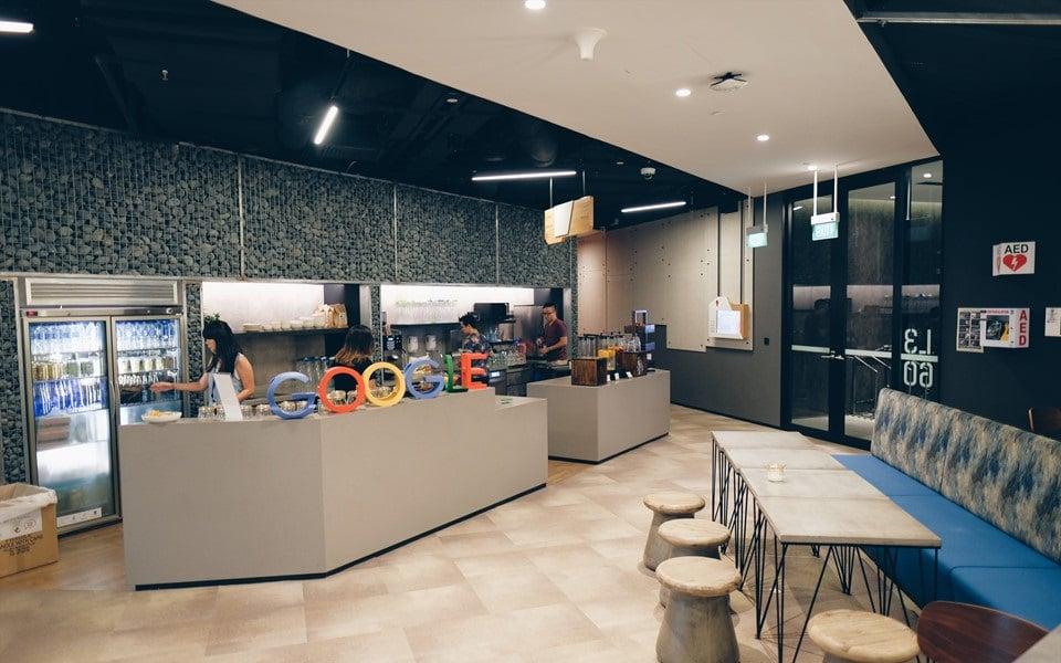 Nhà hàng bên trọng Google
