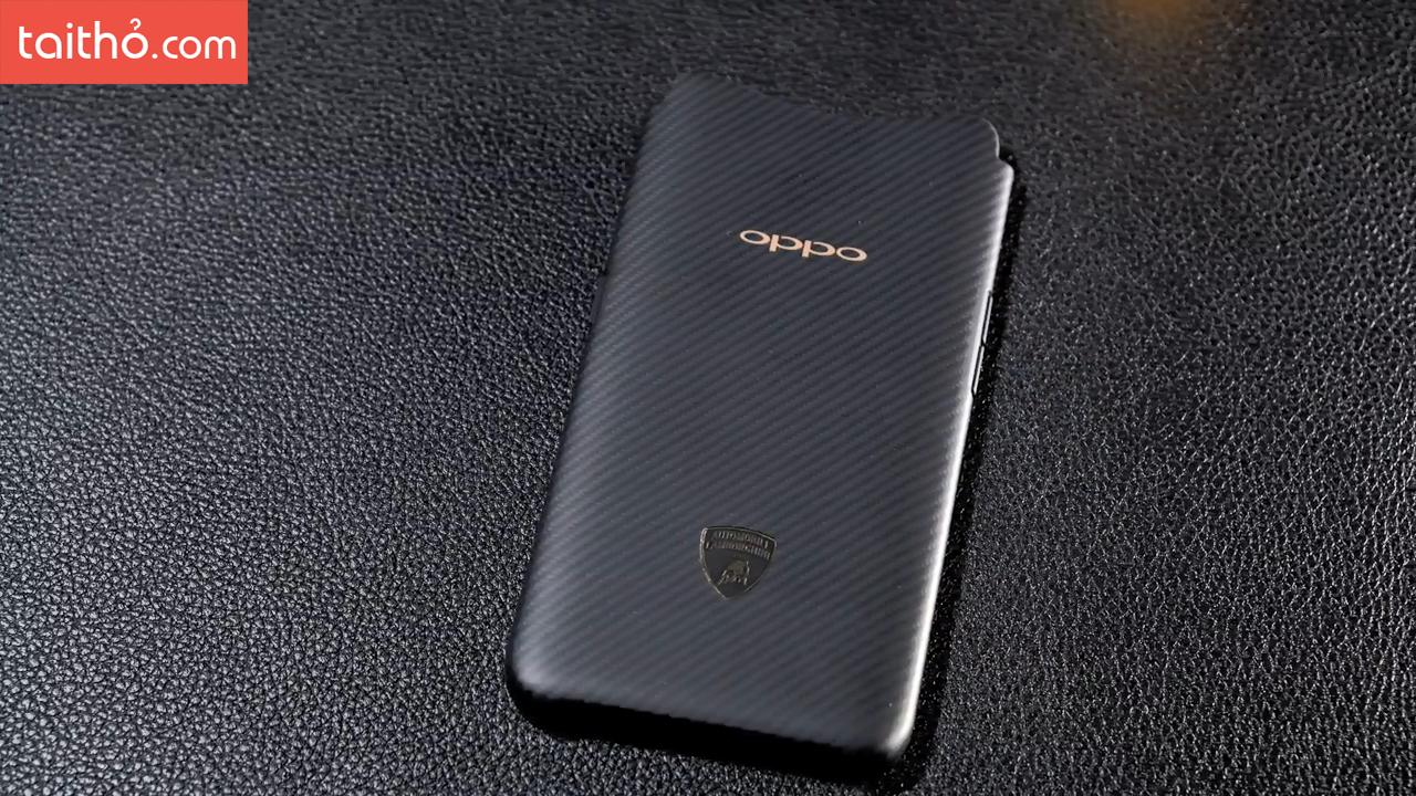 Đánh giá chi tiết Oppo Find X Automobili Lamborghini - Ảnh 3