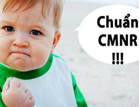 Từ CMNR là gì? Từ CMNR có nghĩa là gì trên Facebook, Yahoo, VOZ
