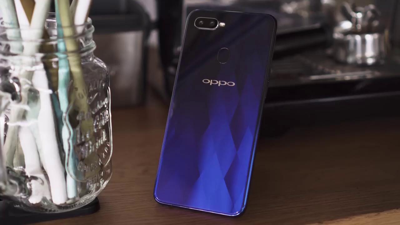 Đánh giá chi tiết Oppo F9 - Ảnh 1