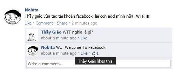 WTF là gì? Ý nghĩa từ WTF là gì trên Facebook, mạng xã hội