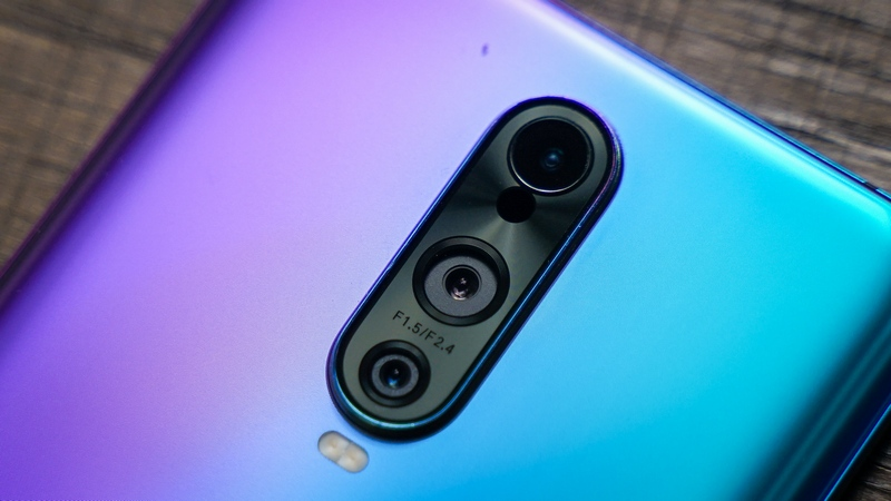 Bộ 3 Camera thông minh trên Oppo R17 Pro - Ảnh 2