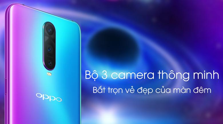 Bộ 3 Camera thông minh trên Oppo R17 Pro - Ảnh 1