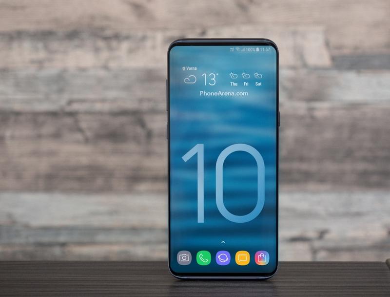 Chân dung thiết kế Samsung Galaxy S10