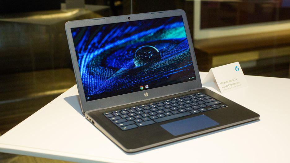 HP Chromebook 14 - Ảnh 1